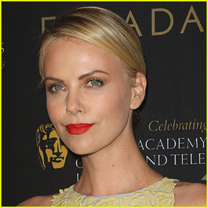 Charlize Theron Talks Motherhood with Ryan Seacrest
