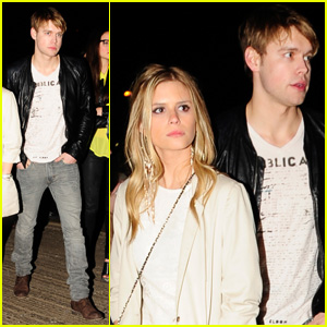 Chord Overstreet &#038; Carlson Young: New Couple Alert?
