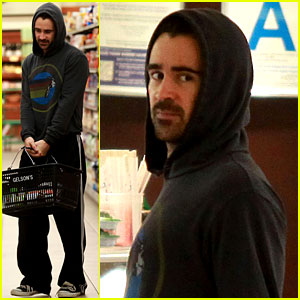 Colin Farrell: Lancelot in