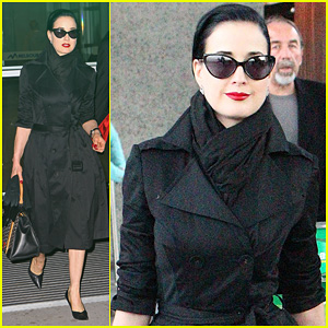 Dita Von Teese: 'Good Morning, Melbourne!'