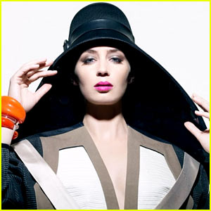 Emily Blunt: 'Time' Style &#038; Design Photo Shoot!
