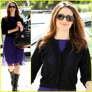 Emmy Rossum: 'Beautiful Creatures' Star?