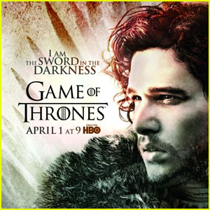 'Game of Thrones': Character Posters Revealed!