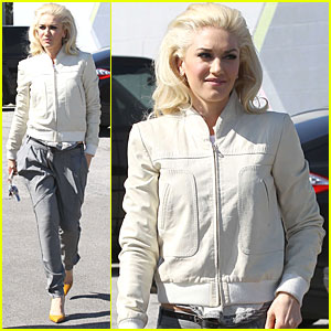 Gwen Stefani: Rough Song Mixes for New No Doubt Album!