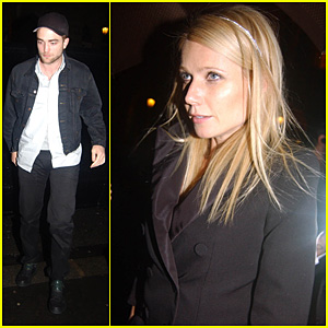 Gwyneth Paltrow: Louis Vuitton & Marc Jacobs Party!