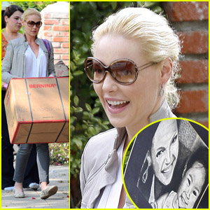 Katherine Heigl: Crafting Cutie