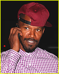 Jamie Foxx Dances Like Michael Jackson...In His Underwear