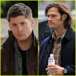 Jared Padalecki: Back on Set After Baby's Birth