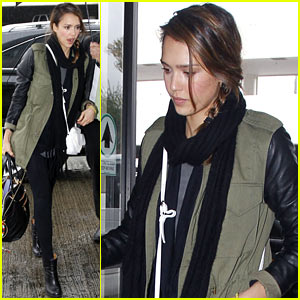 Jessica Alba: Headed South!