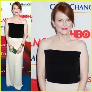 Julianne Moore: 'Game Change' Premiere!