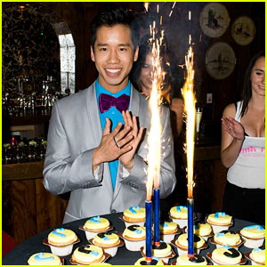 Just Jared: Best Birthday Bash Ever!