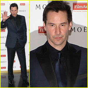 Keanu Reeves: Power of Film Gala Honoree!
