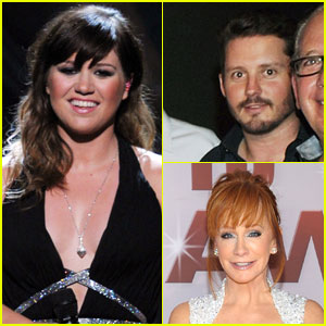 Kelly Clarkson Dating Reba McEntire's Stepson?