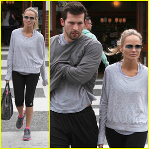 Kristin Chenoweth: Gym Training Day!