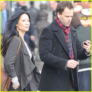 Lucy Liu: 'Elementary' Pilot with Jonny Lee Miller!