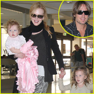 Nicole Kidman Reveals Her 'Favorite Things' for March