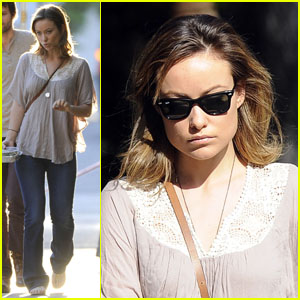 Olivia Wilde: Little Dom's Lunch