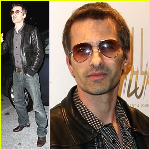 Olivier Martinez: Restaurant Opening in Miami!