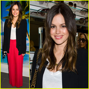 Rachel Bilson: Sunglass Hut Spring Celebration!