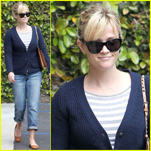 Reese Witherspoon Starting A New Production Company