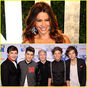 Sofia Vergara: 'Saturday Night Live' Host on April 7!