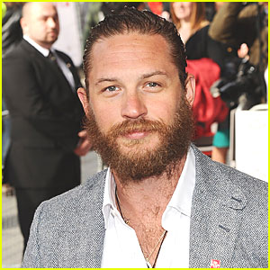 Tom Hardy Celebrates Succ