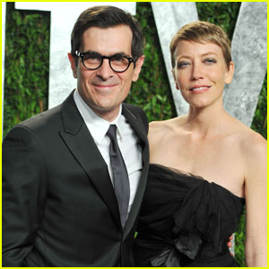 Ty Burrell & Wife Holly Adopt A Baby Girl