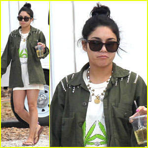 Vanessa Hudgens: I've Got A Bit of Craziness In Me!