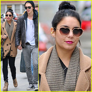 Vanessa Hudgens & Austin Butler: Sunday Sweeties
