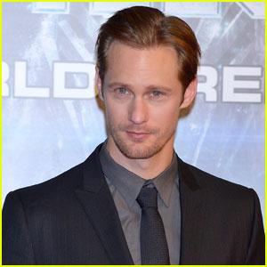 Alexander Skarsgard to Star in 'Hidden' Horror Movie?