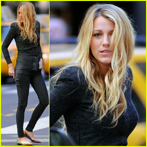 'Gossip Girl' Stylists Dish on Blake Lively's Locks