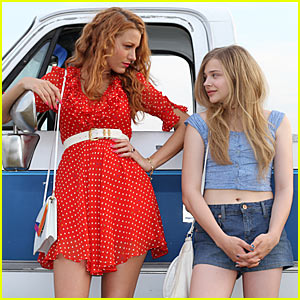 Blake Lively & Chloe Moretz: 'Hick' Stills! (Exclusive)