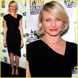Cameron Diaz: Pioneers Foundation Dinner!