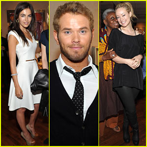 Camilla Belle &#038; Olivia Wilde: Tribeca Jurors Lunch!