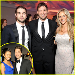 Chace Crawford & Matthew Morrison: White House Correspondents' Dinner 2012!