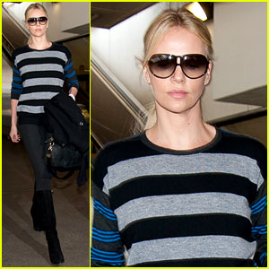 Charlize Theron: 'Prometheus' Running Time Revealed!