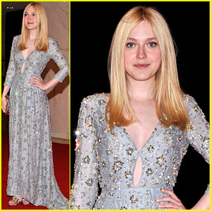 Dakota Fanning - White House Correspondents' Dinner 2012