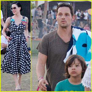 Dita Von Teese & Justin Chambers: Last Day at Coachella!