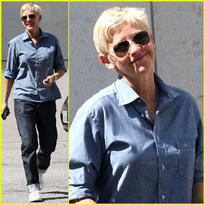 Ellen DeGeneres: Be My WeTopia Neighbor!