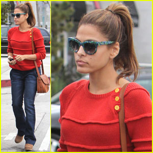 Eva Mendes Believes 'Beauty Starts from Within'