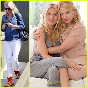 Gwyneth Paltrow: 'The Conversation' Premieres April 26!