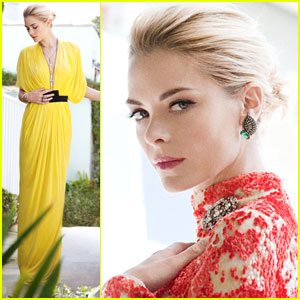 Jaime King: Pop of Colors