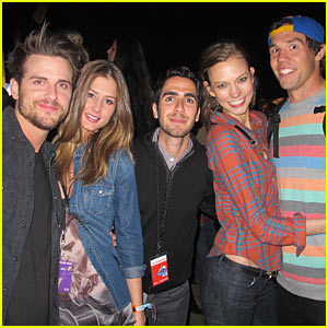 Jared Followill & Karlie Kloss: Coachella Couples!