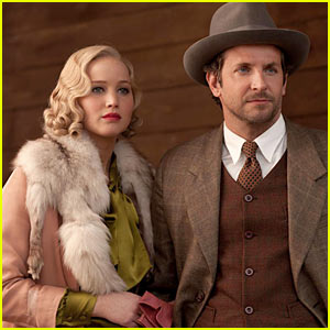 Jennifer Lawrence  & Bradley Cooper: 'Serena' First Look!
