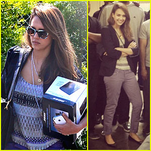 Jessica Alba: Honest Businesswoman!