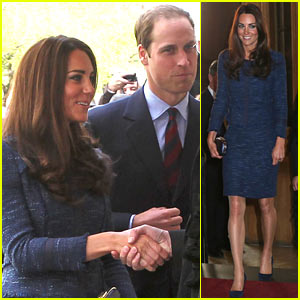 Prince William &#038; Duchess Kate: Scott-Amundsen Race Reception!