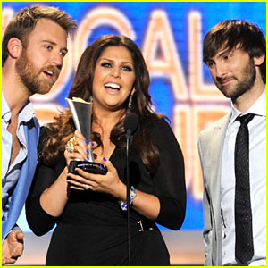 Lady Antebellum: ACM Awards Winner!