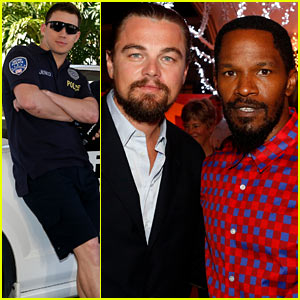 Leonardo DiCaprio & Channing Tat