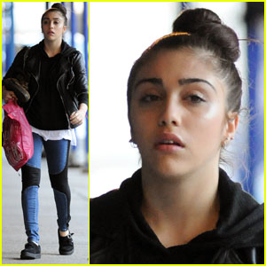 Madonna Cracks Down on Lourdes Leon