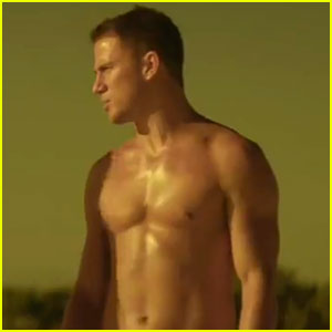Alex Pettyfer & Channing Tatum: 'Magic Mike' Trailer!